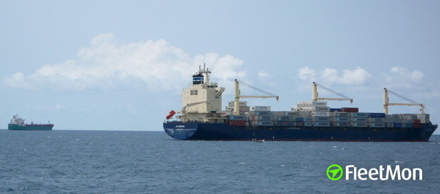 Evergreen and UASC Suspend Their Algeciras-West Africa Service