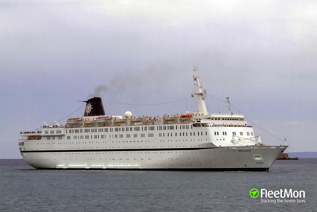 Vessel QING (Passenger ship) IMO 7902295, MMSI 353157000