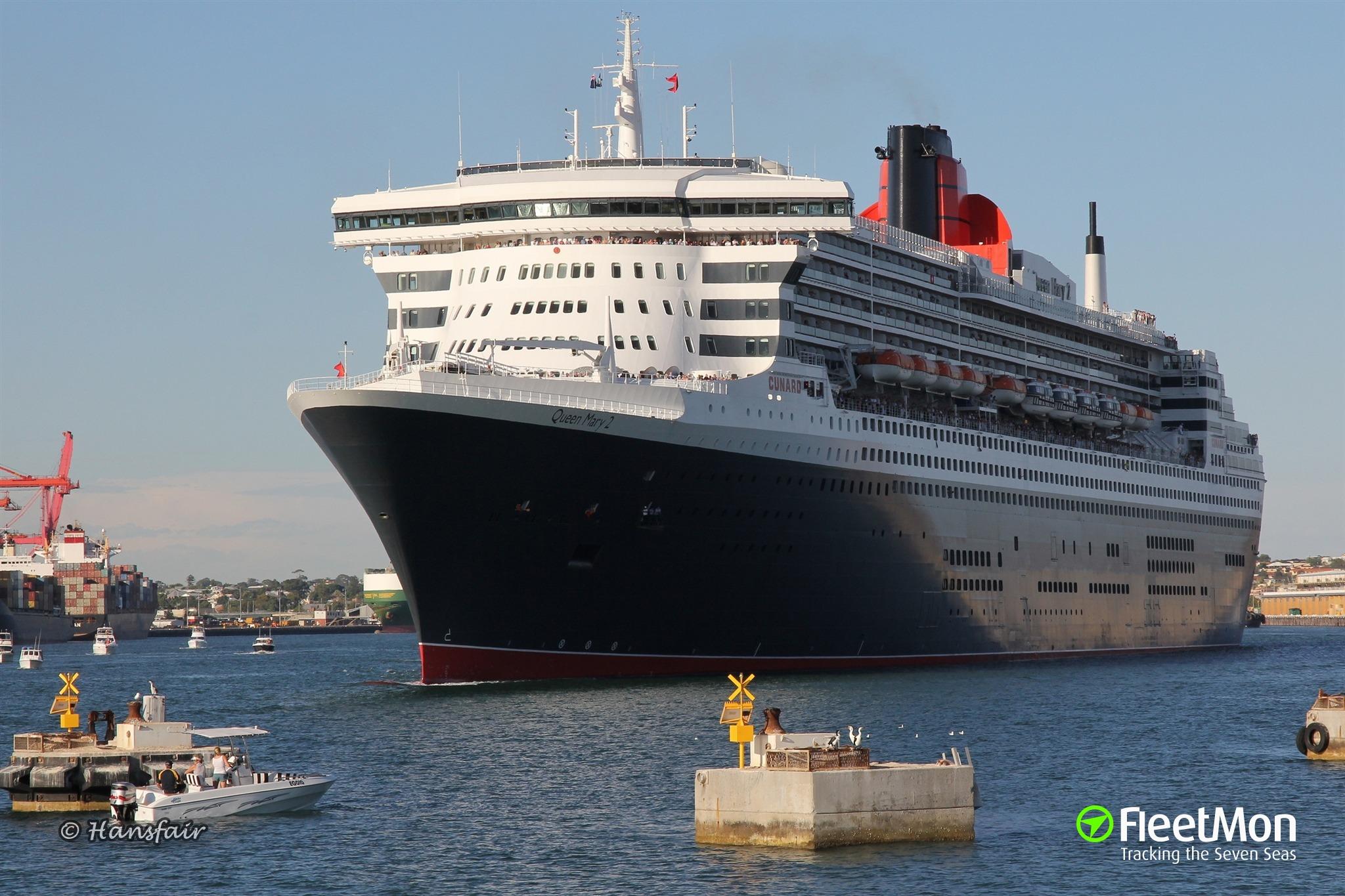 Queen mary 2 previous photo next photo