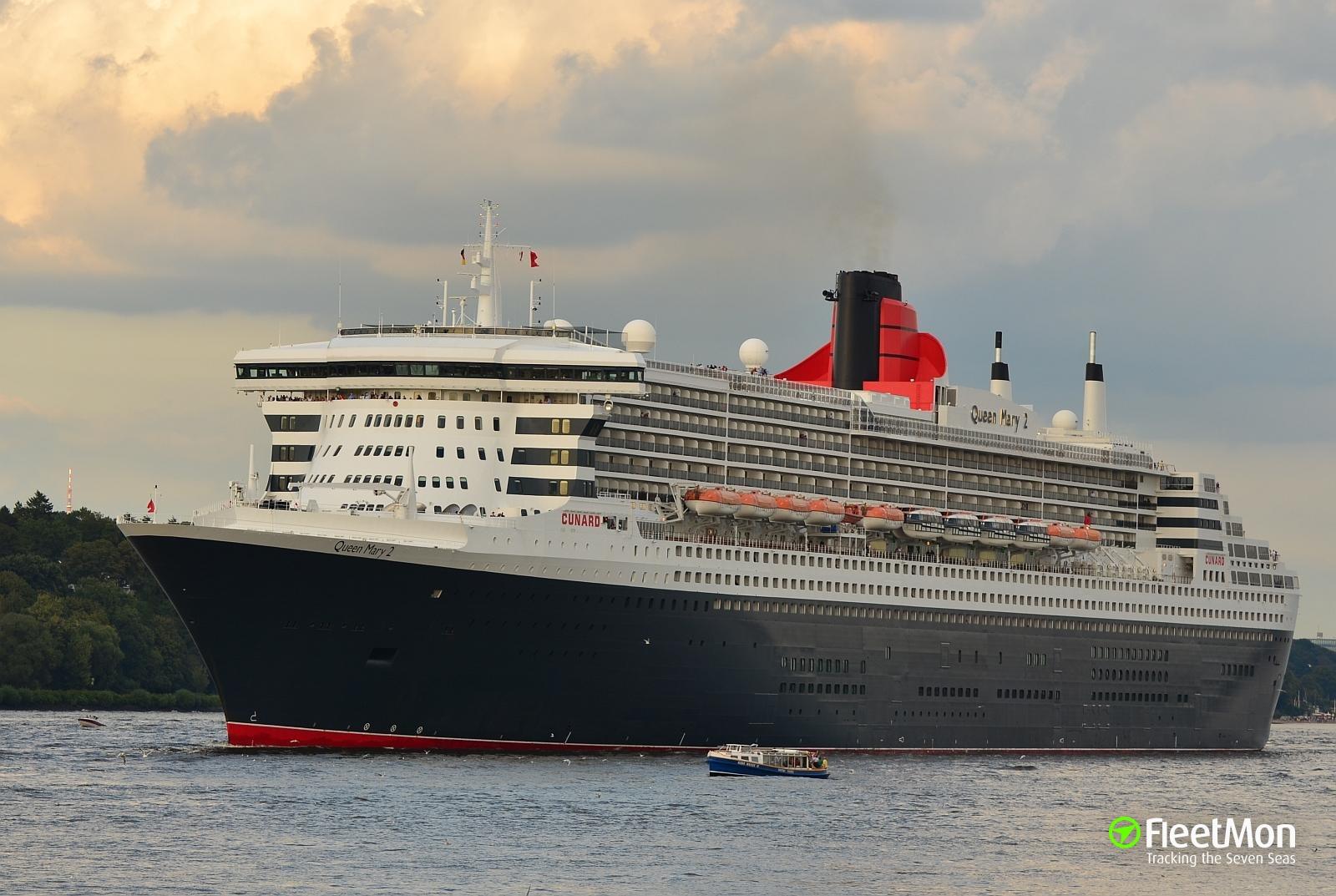 Queen mary 2 photo by fleetmon shipspotter joernva