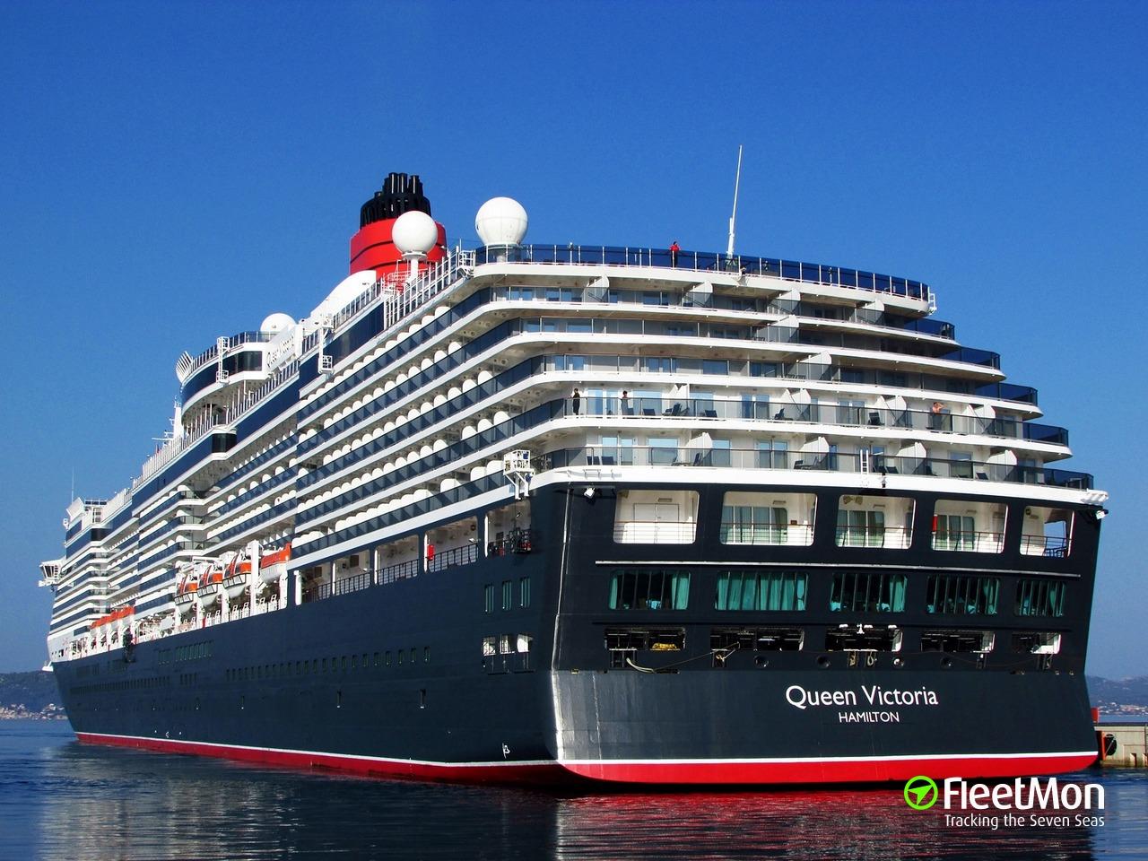 QUEEN VICTORIA Passenger Ship IMO - Tracking queen victoria cruise ship