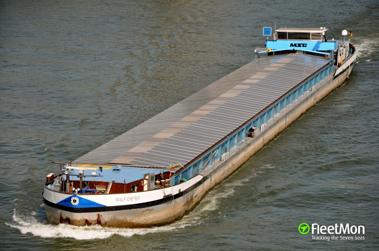 Vessel RALF-DIETER (Dry cargo) IMO —, MMSI 211474230