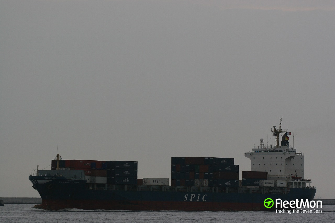 Hanjin Takes Slots on Two Regional Container Lines' Services