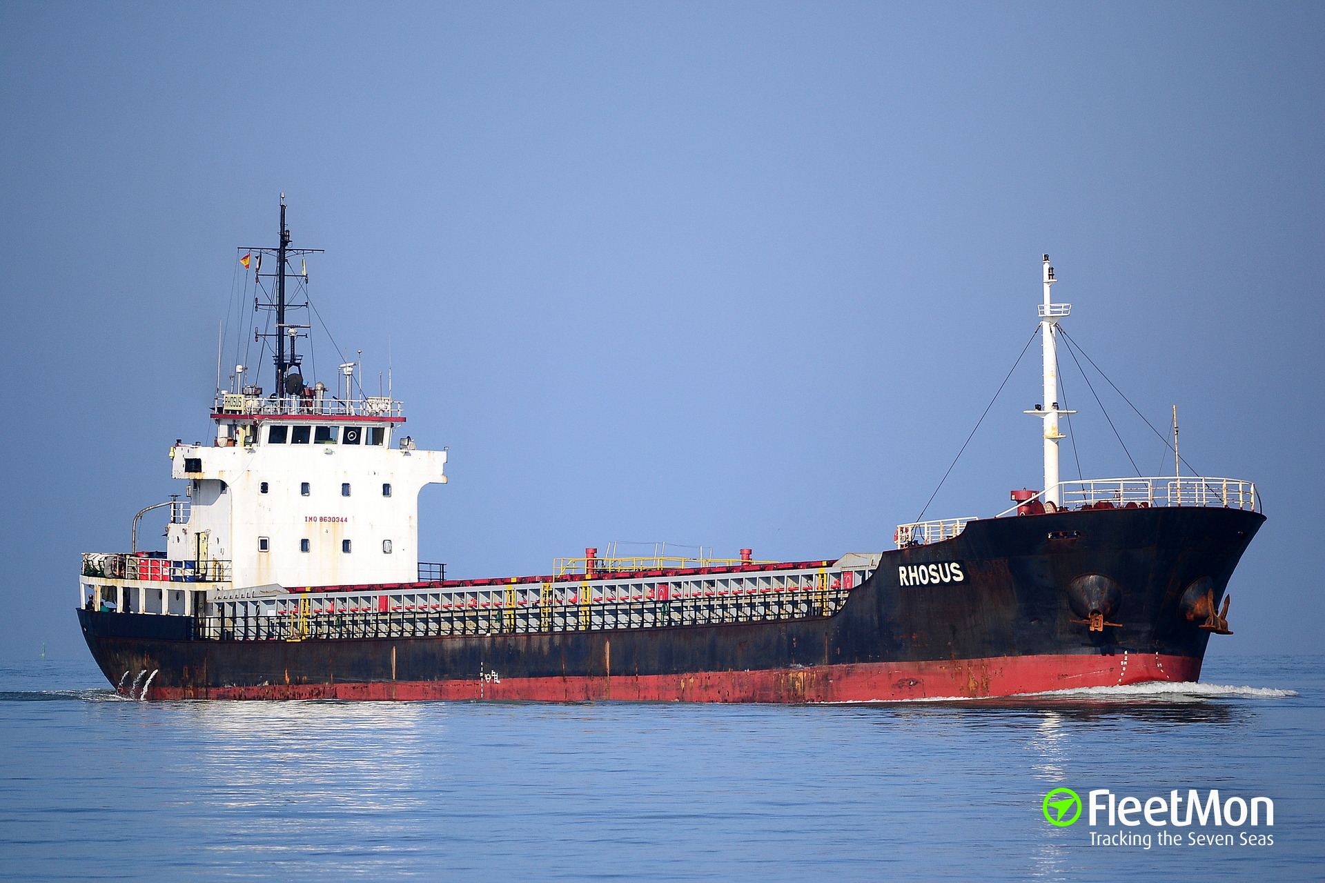 Crew kept hostages on a floating bomb – m/v Rhosus, Beirut