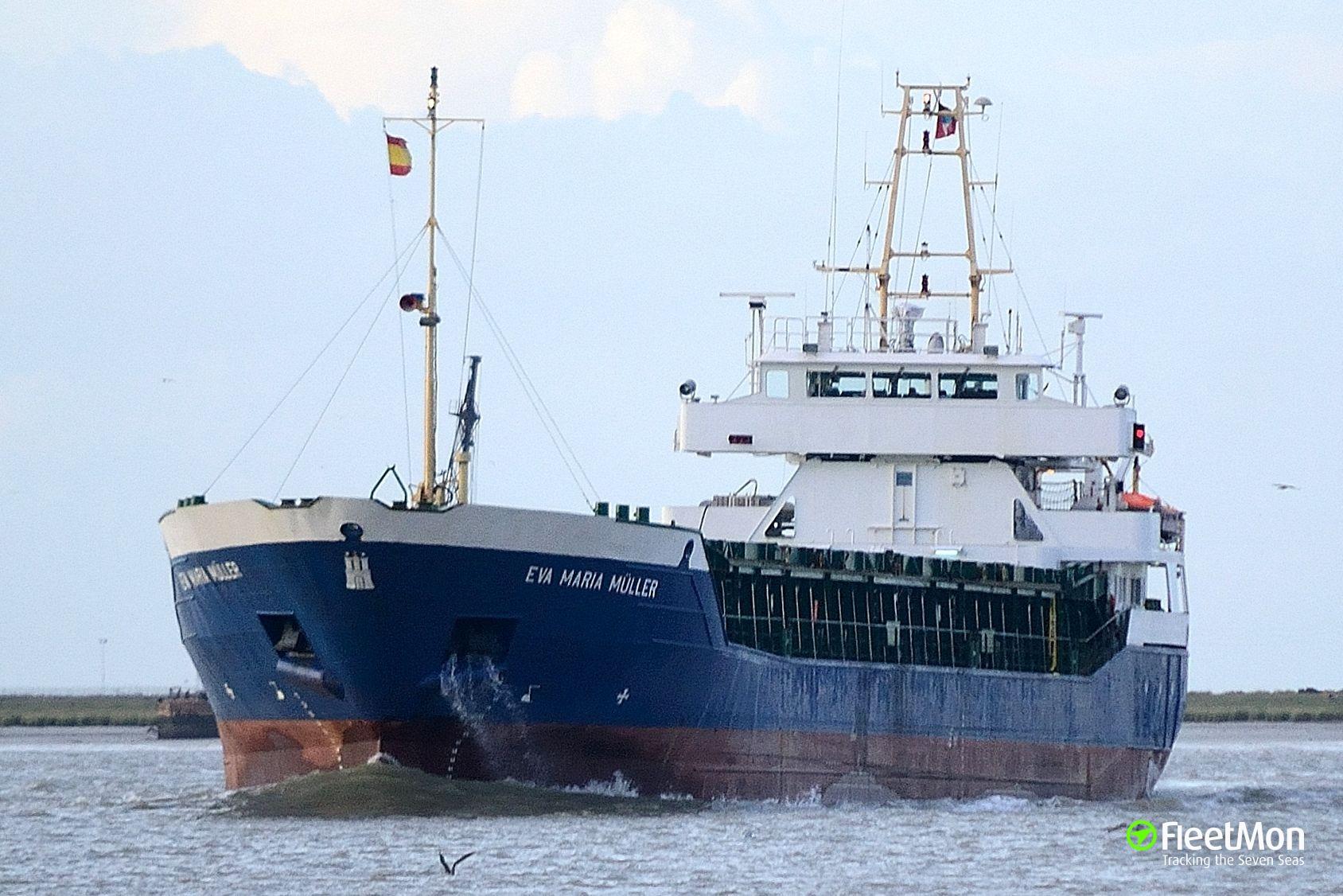 RIX ELEONORA ran over buoy, Elba