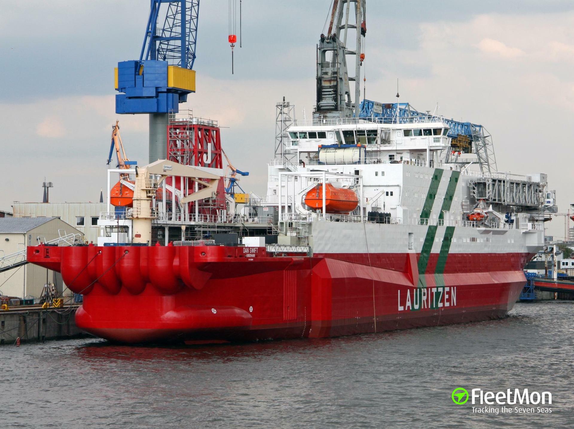 SAFE SWIFT (RoRo ship) IMO 8302894
