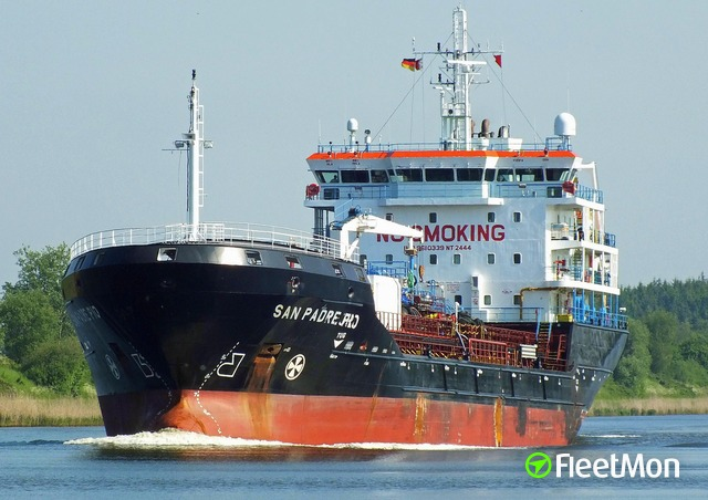 Arrested Swiss tanker attacked by pirates, Nigeria
