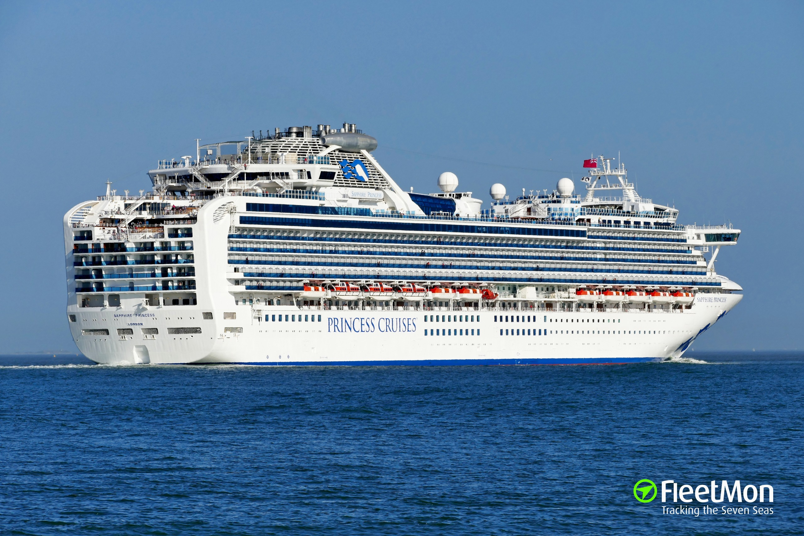 guernsey princess mini france itinerary sapphire night cruise caribbean funnel oct