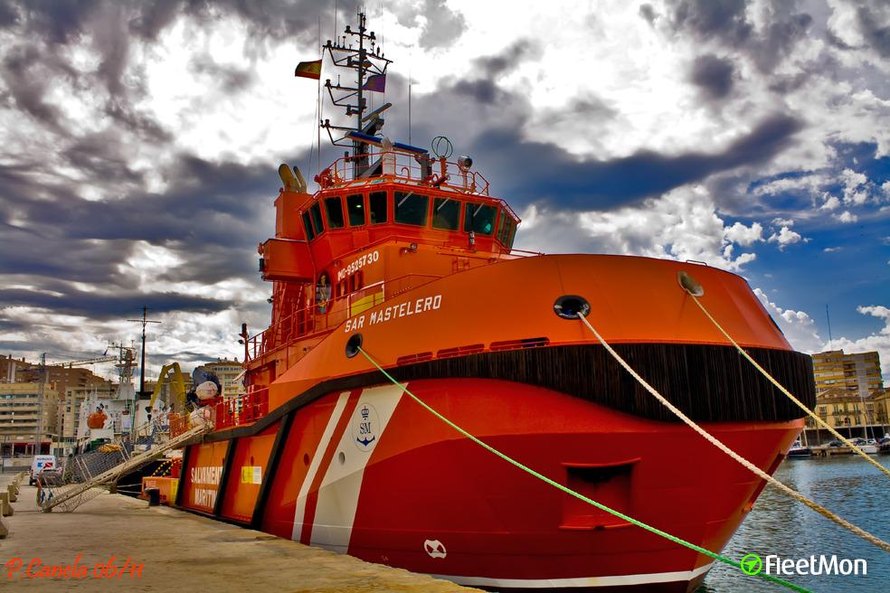 General cargo vessel CHRYSOULA