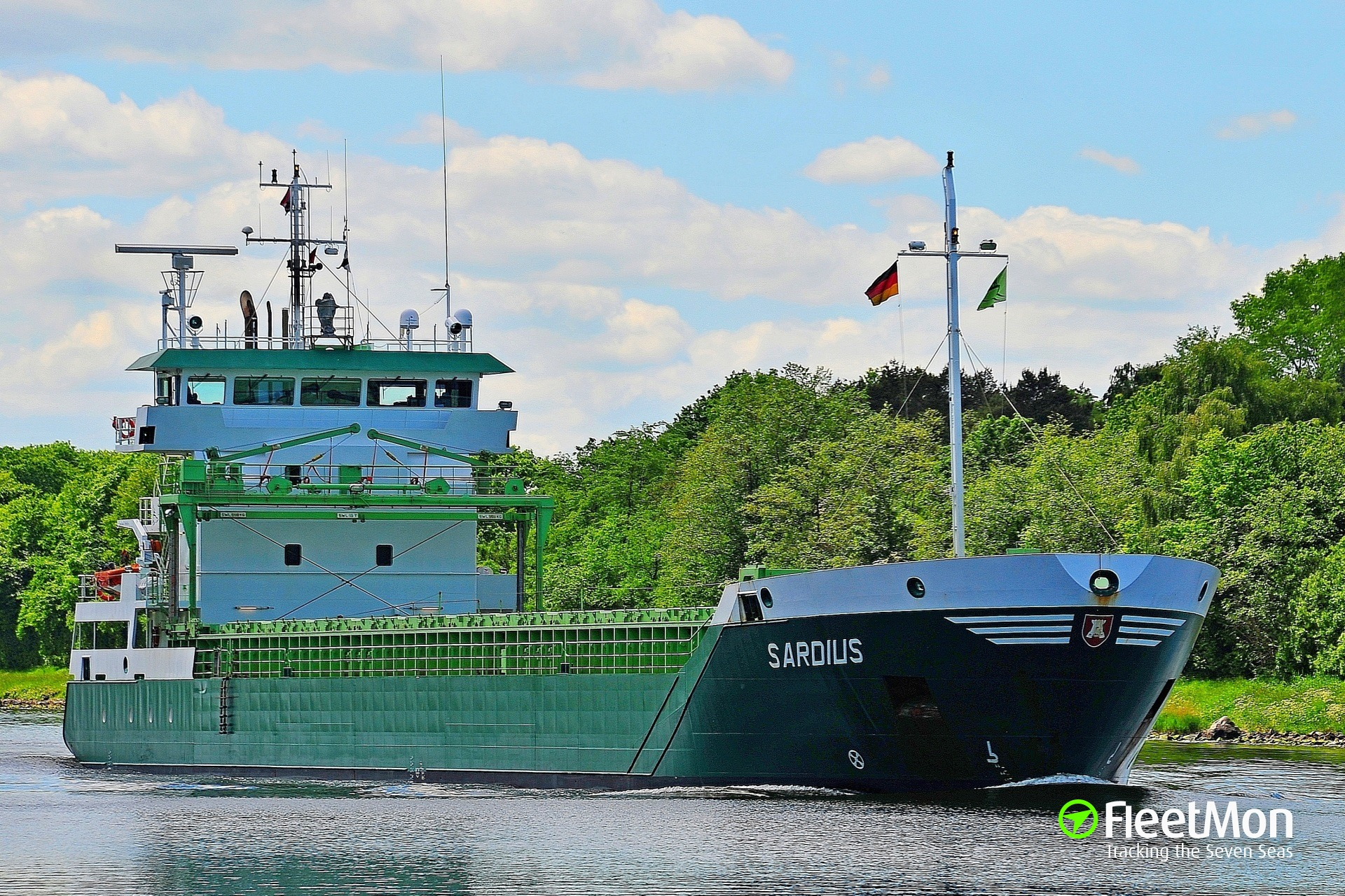 First freighter fined for SECA violation in Norway