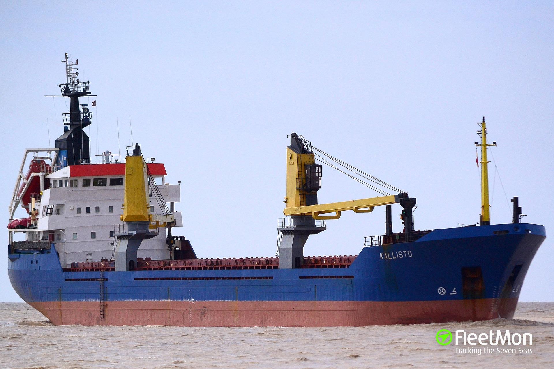 Two Ukrainian freighters in trouble in Marmara sea