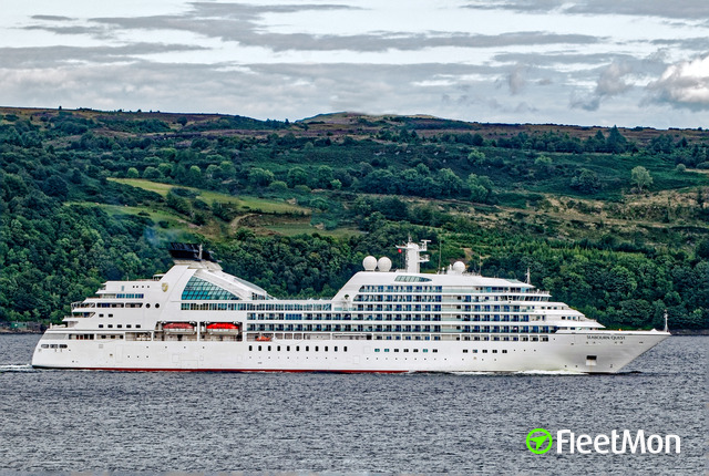 Vessel SEABOURN QUEST