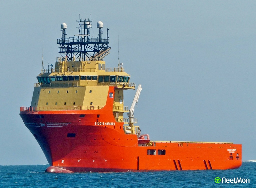 Gps Fleet Tracking Pricing >> SIDDIS MARINER (Supply vessel) IMO 9475181