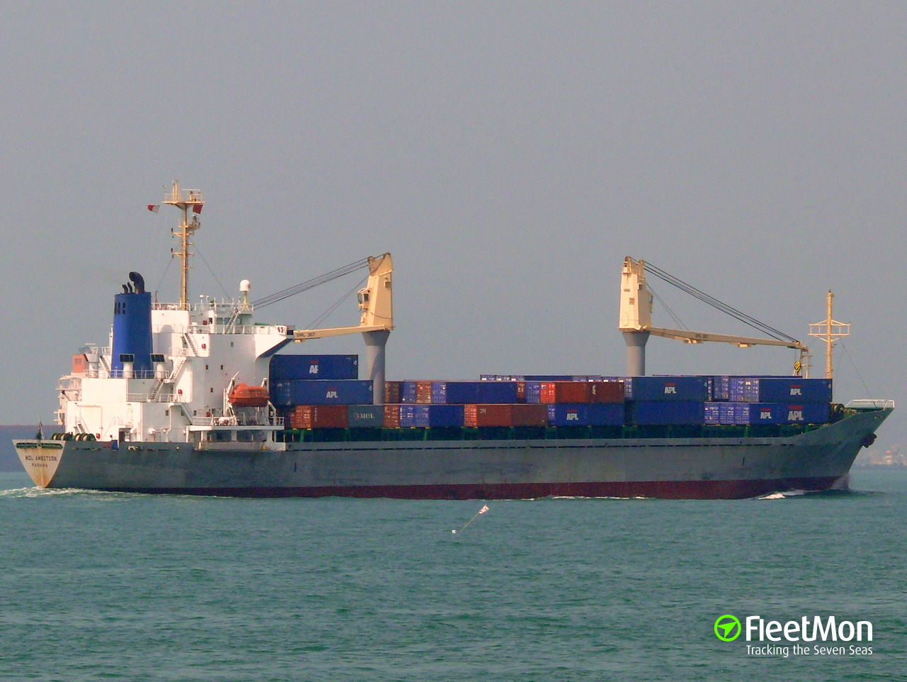 SINAR BELAWAN Container ship IMO 9077202