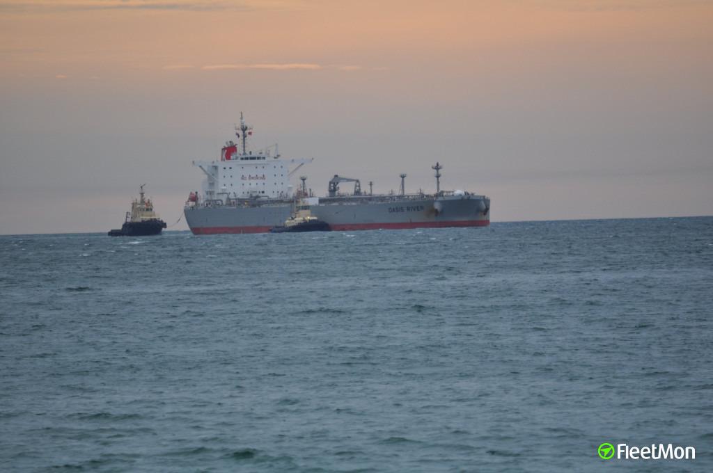SINGAPORE RIVER (Oil tanker) IMO 9402263