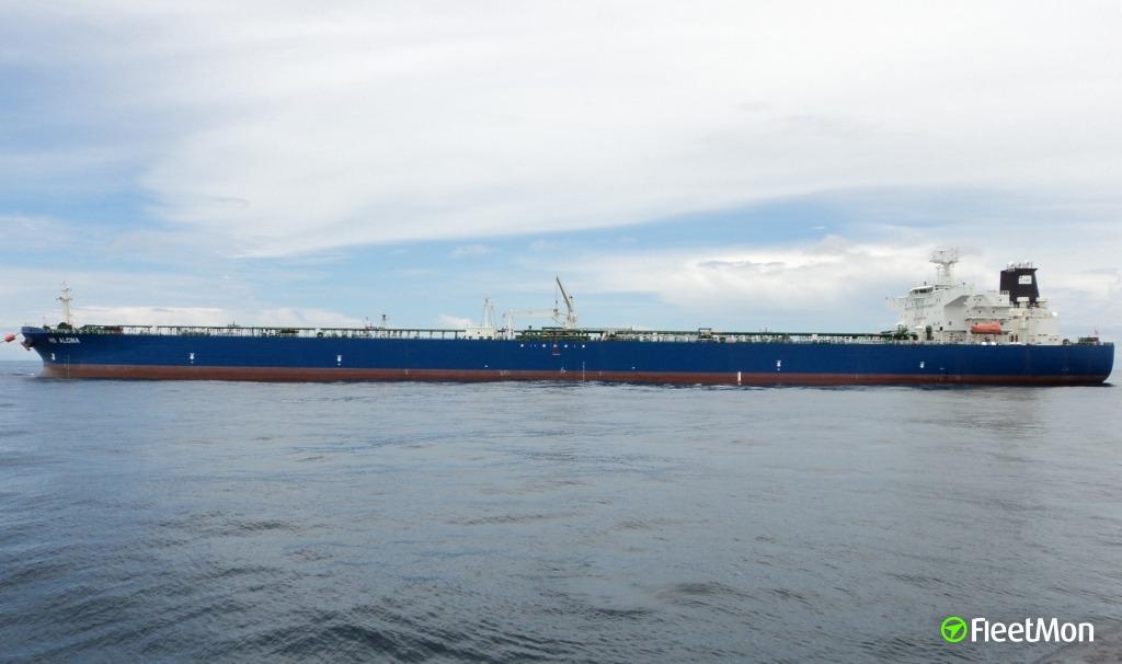 Vessel SOBAR (Oil tanker) IMO 9221970, MMSI 422160500