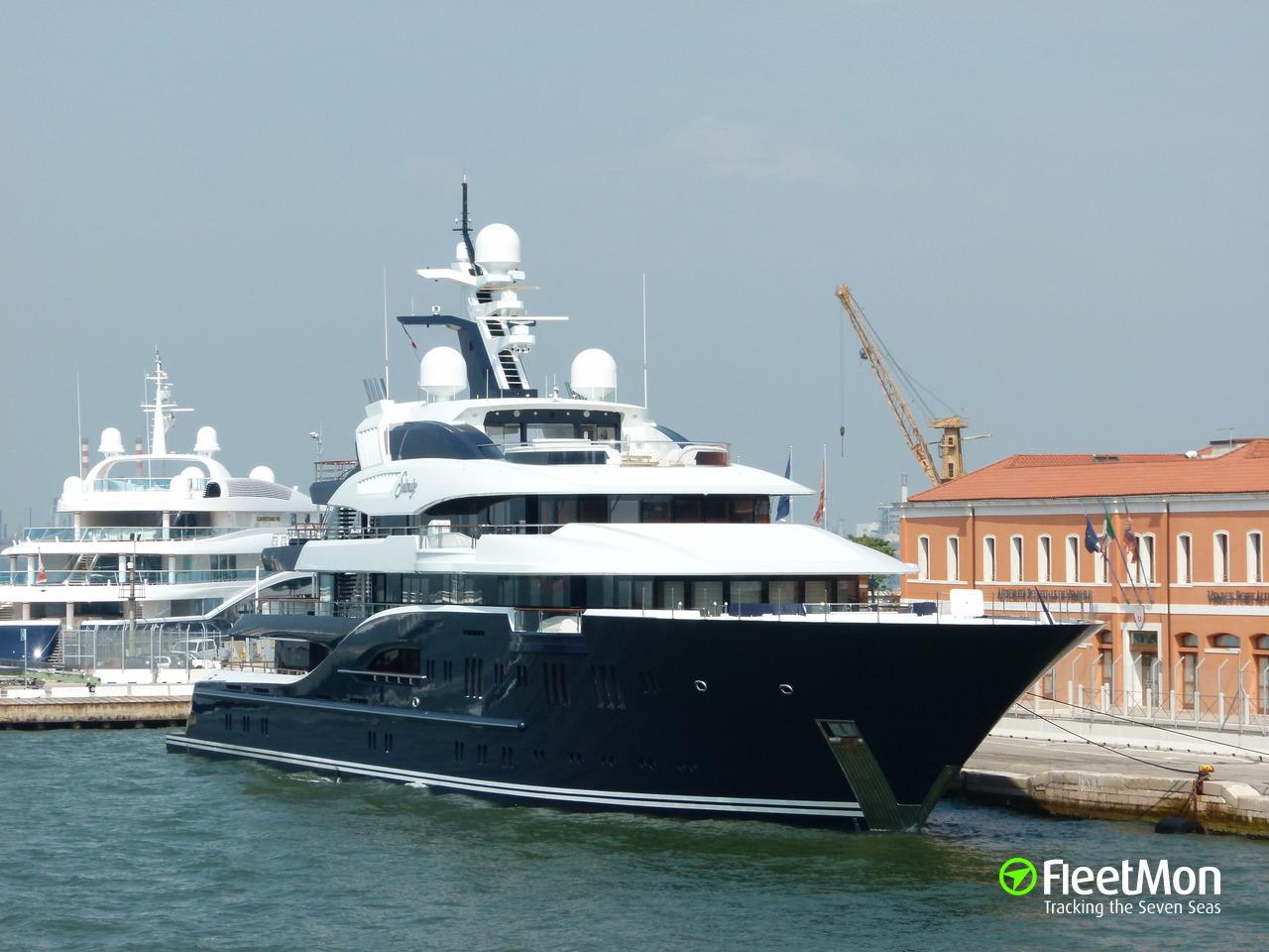 Vessel Solandge Yacht Imo 1011575 Mmsi 248287000