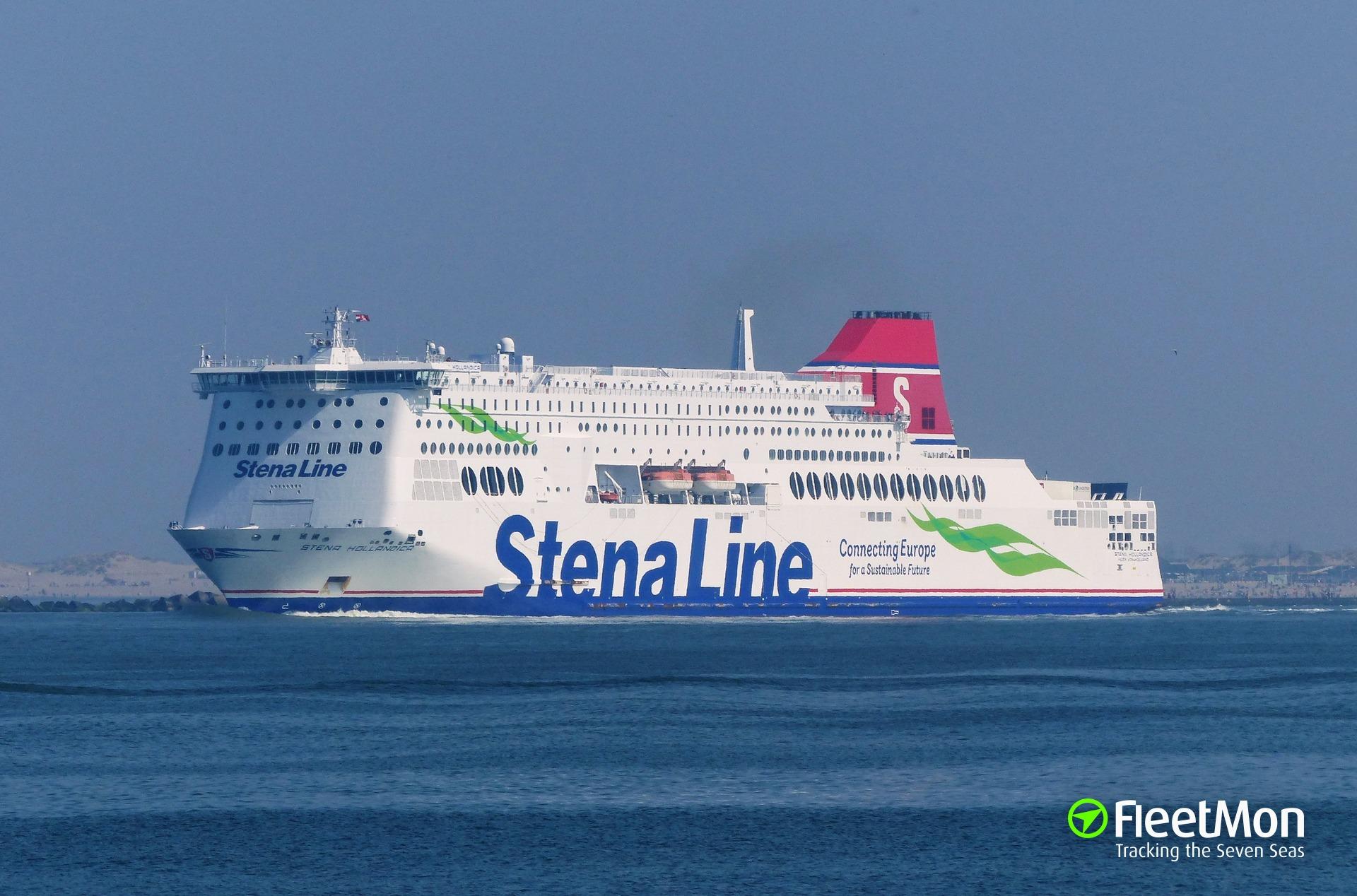 Photo of STENA HOLLANDICA (IMO: 9419163, MMSI: 244758000, Callsign