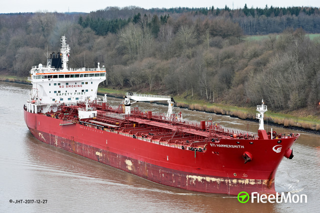 SCORPIO's tanker attacked, robbed, crew safe