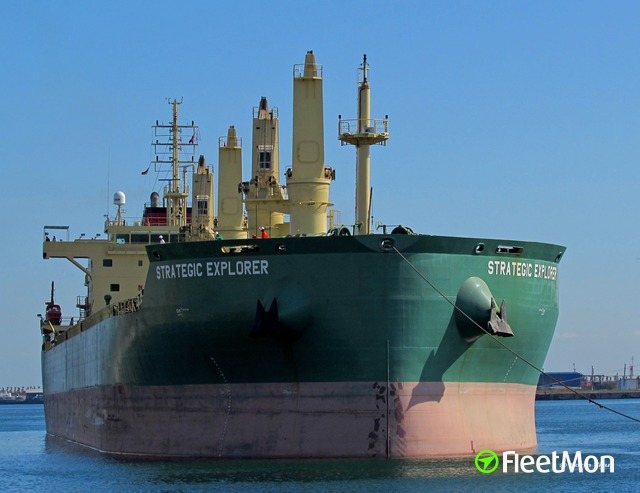 Bulk carrier grounding, Delaware River