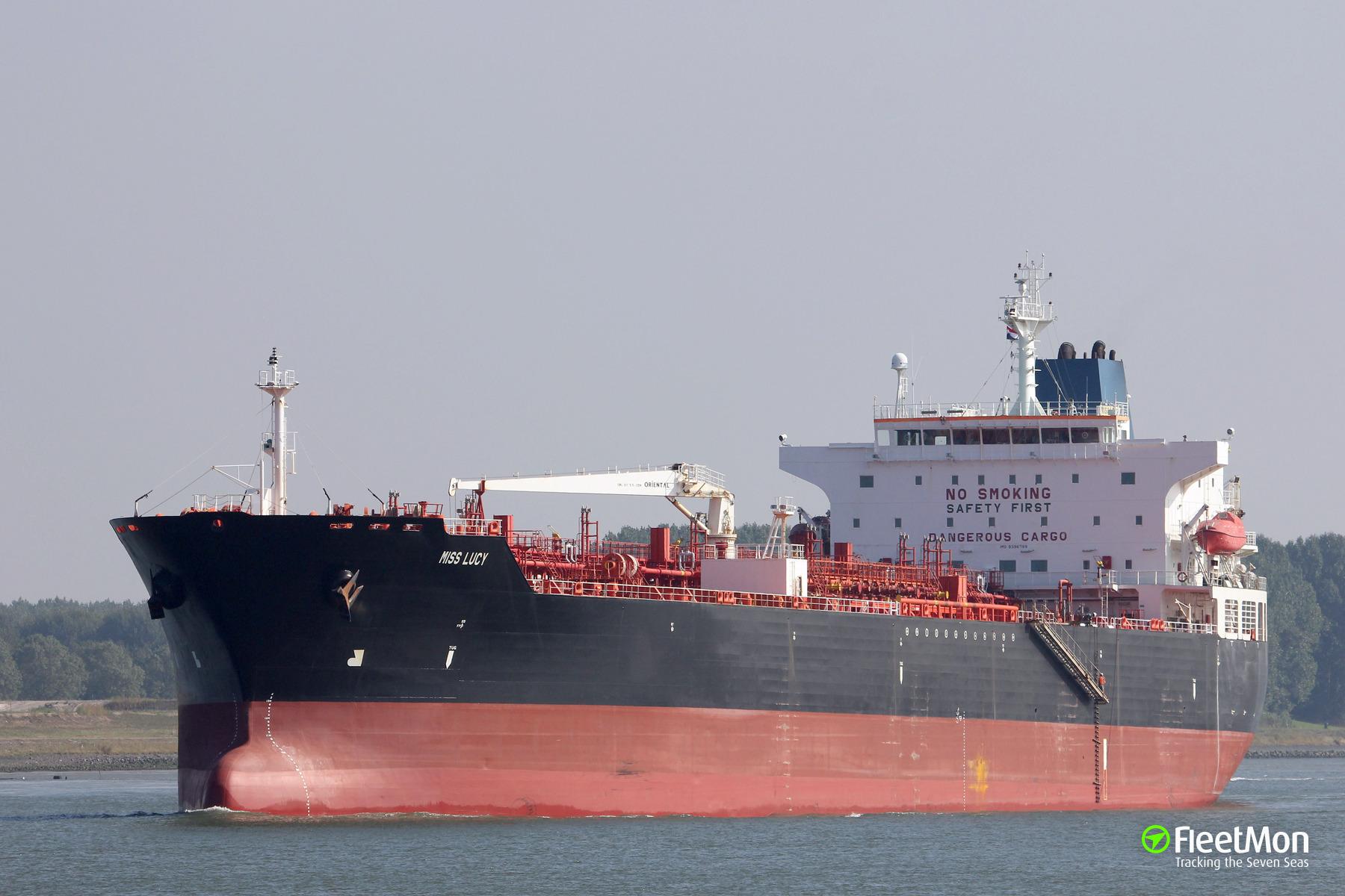 Russian Distillate Cargoes Sailing to New York amid Heating Oil Shortfall