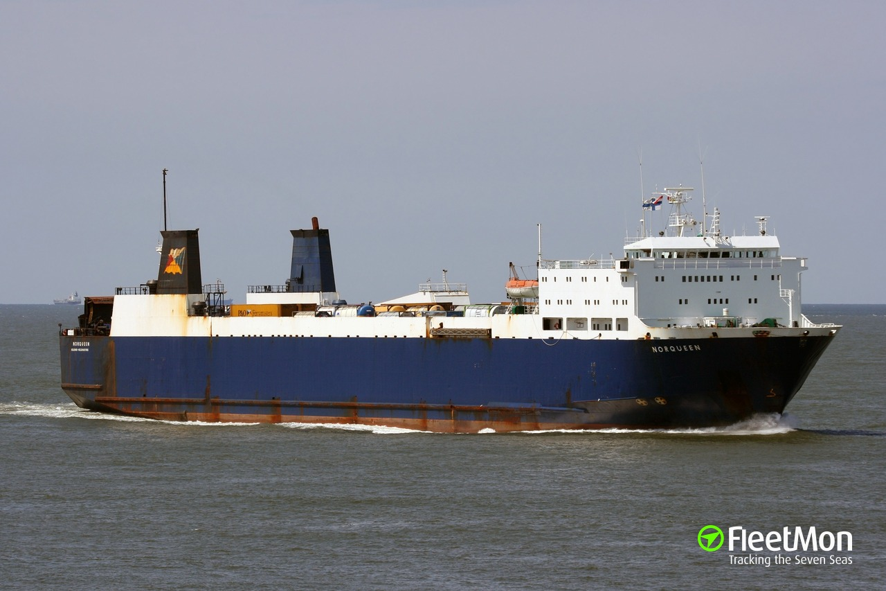 Ro-ro SUPER SHUTTLE RORO 9 attacked, 4 crew kidnapped, including Master and Chief Engineer