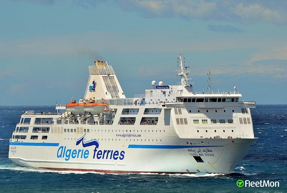bateau algerie tarek