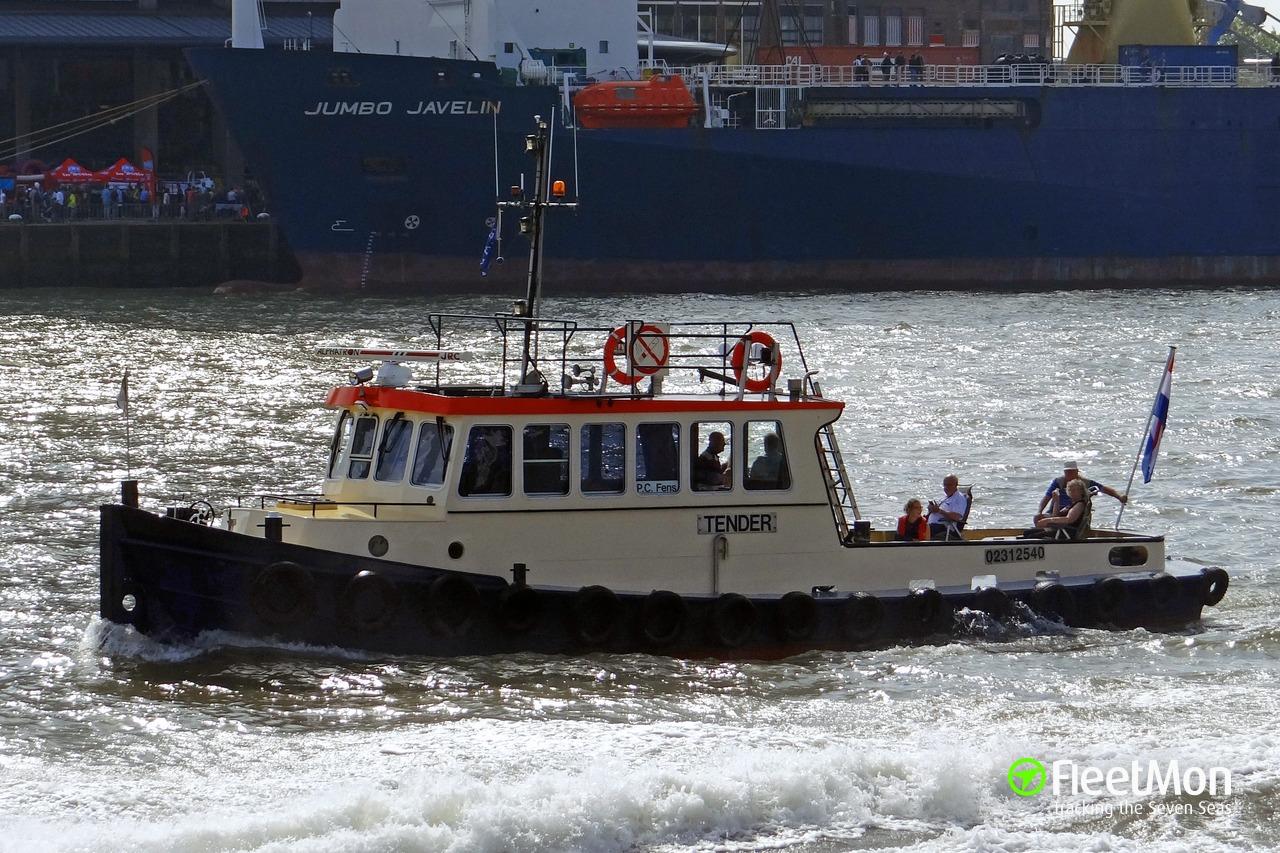 Vessel TENDER Port Tender IMO 20, MMSI 20
