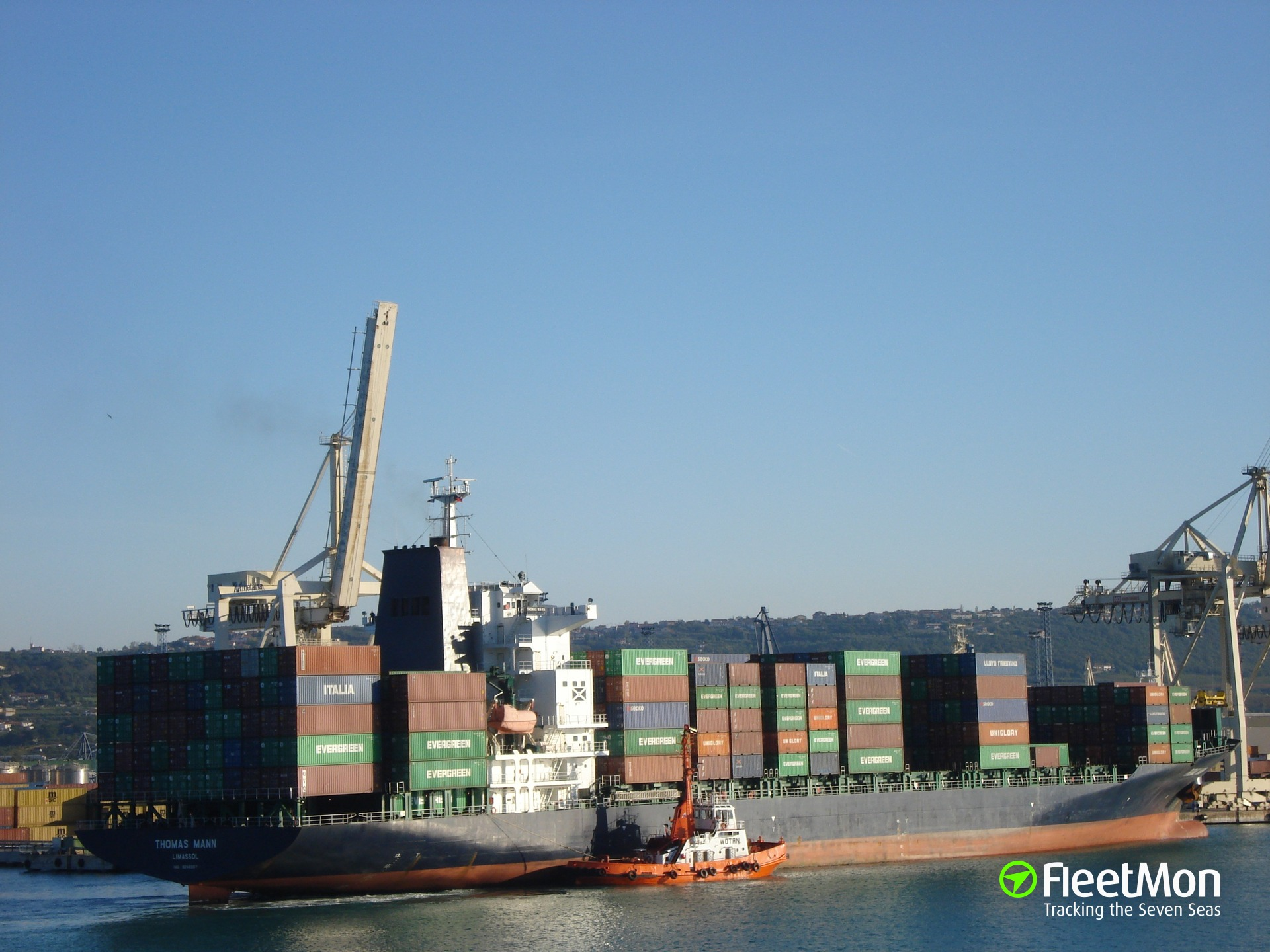 UASC joins CSCL on intra-Asia loop