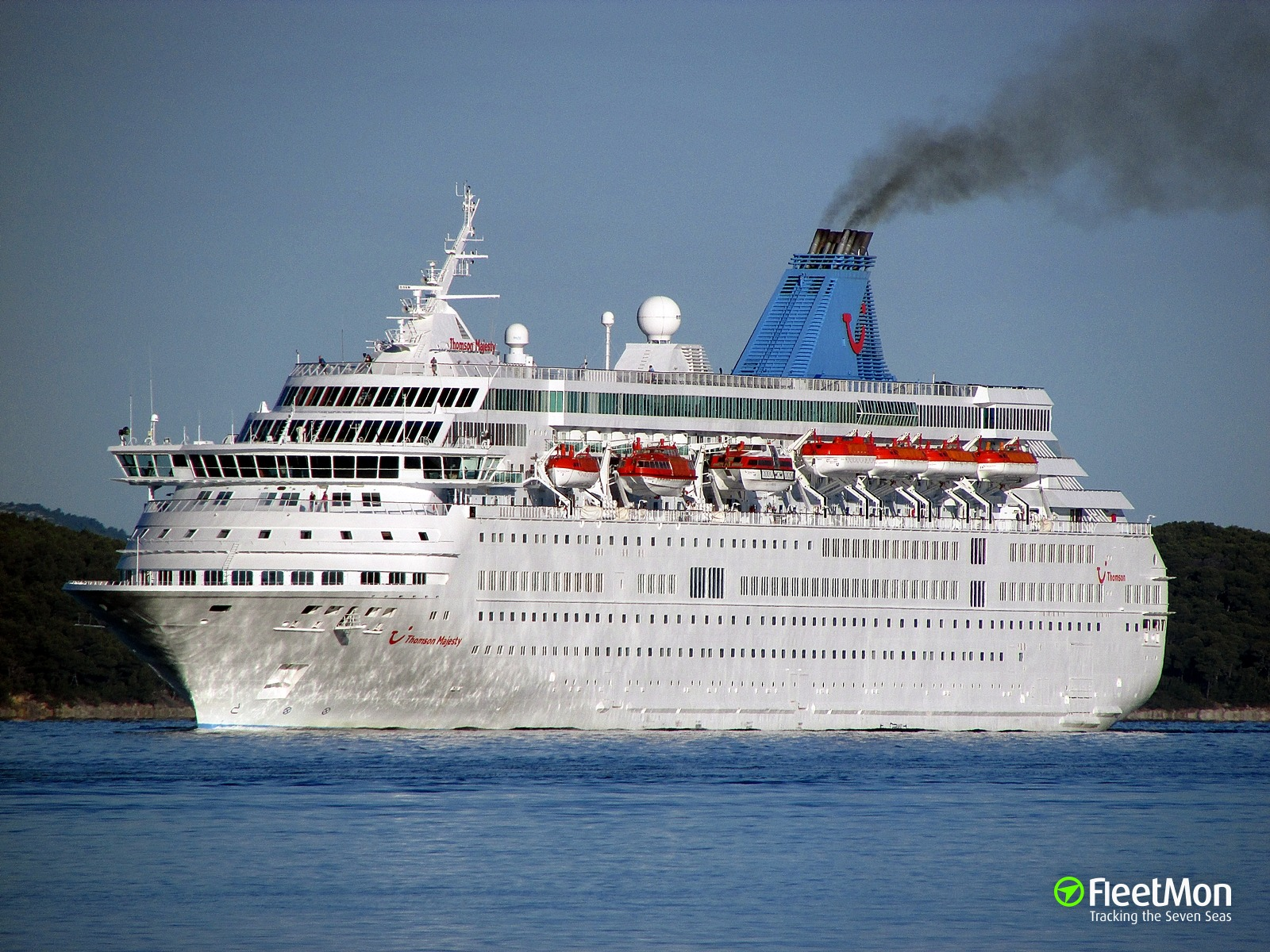 5 crew died in accident on cruise ship during rescue drill, Canary Islands