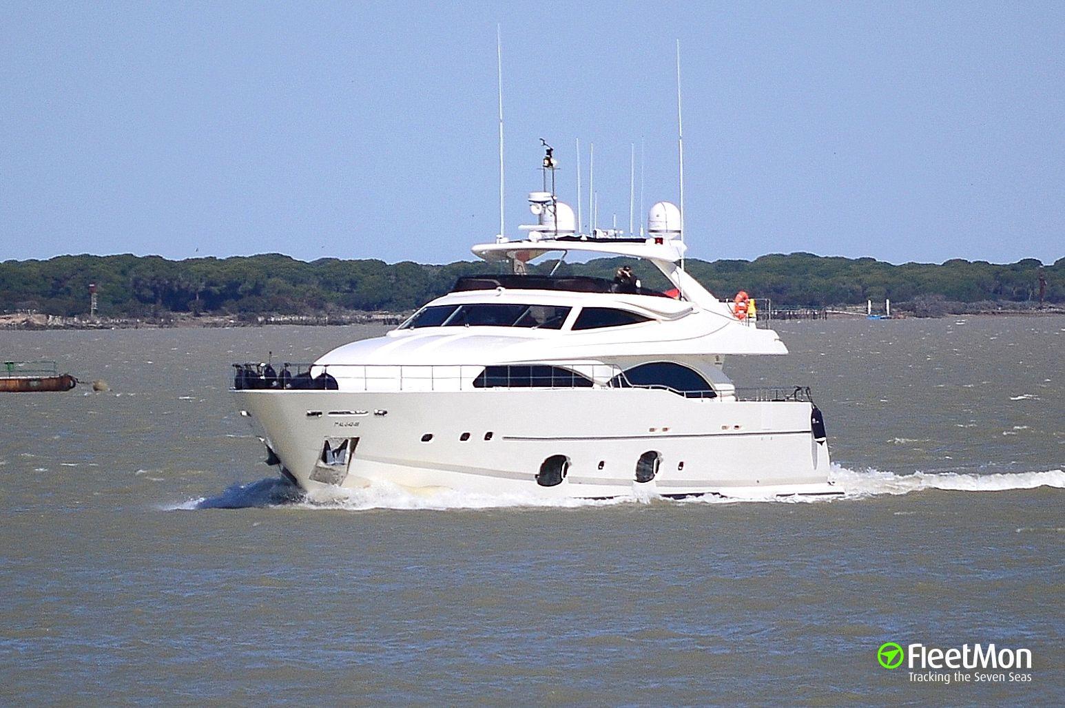 Schiff TIO CARLOS CUARTO (Yacht) IMO 356210, MMSI 224421640