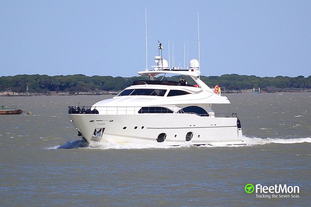 TIO CARLOS CUARTO (Yacht) IMO 356210