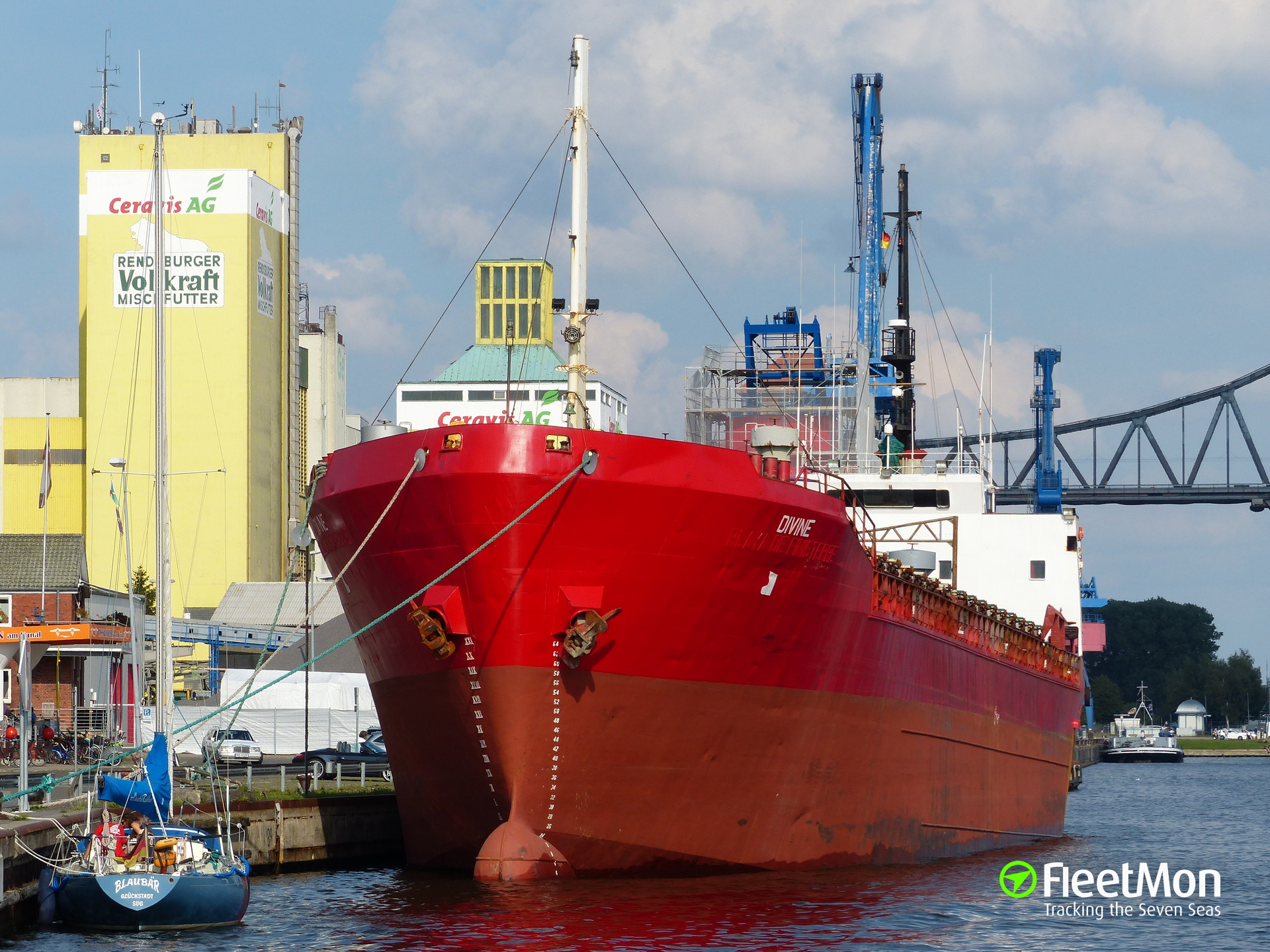 General cargo vessel Gold listing