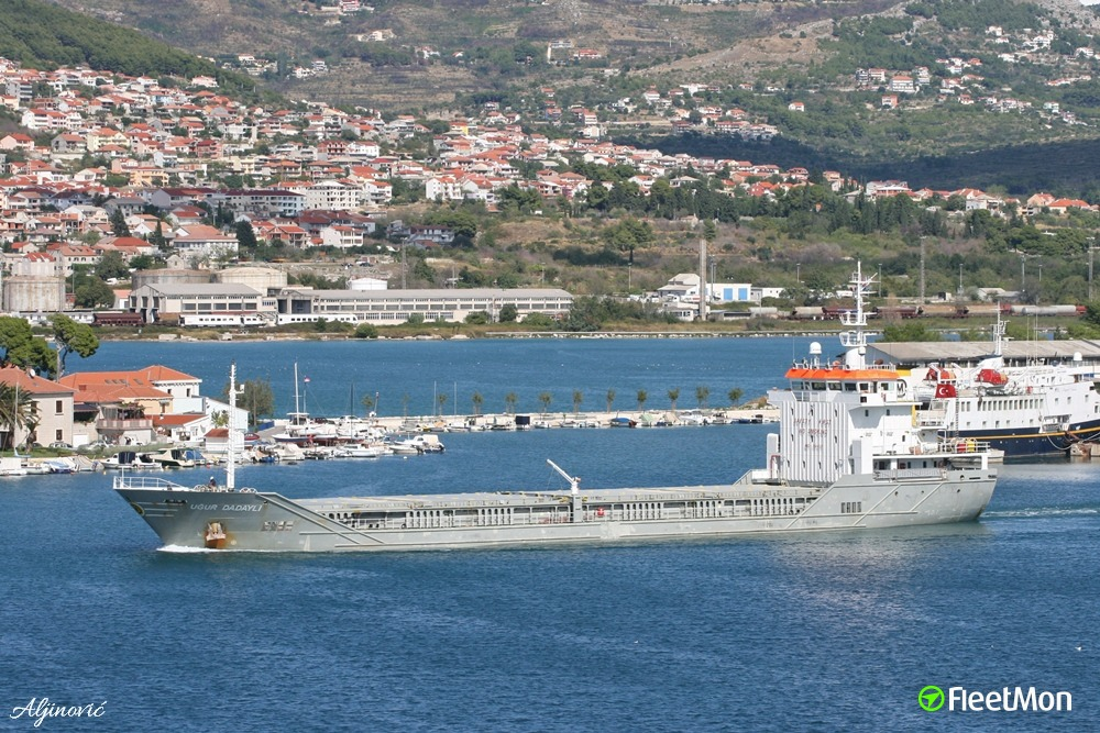 UGUR DADAYLI mechanical failure, Greece