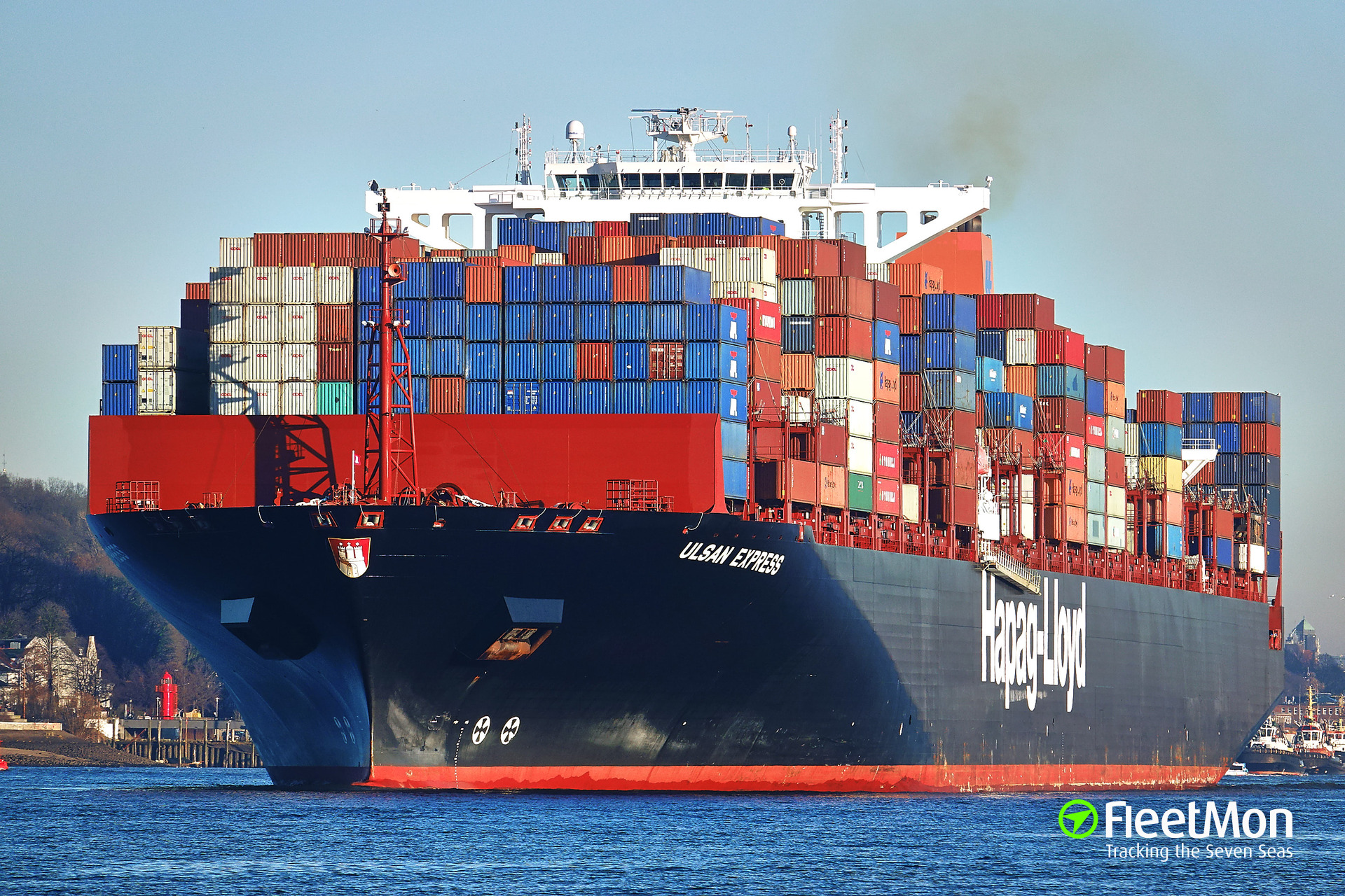 Hapag-Lloyd and CSAV Merge Together Creating the 4th Largest Container Operator