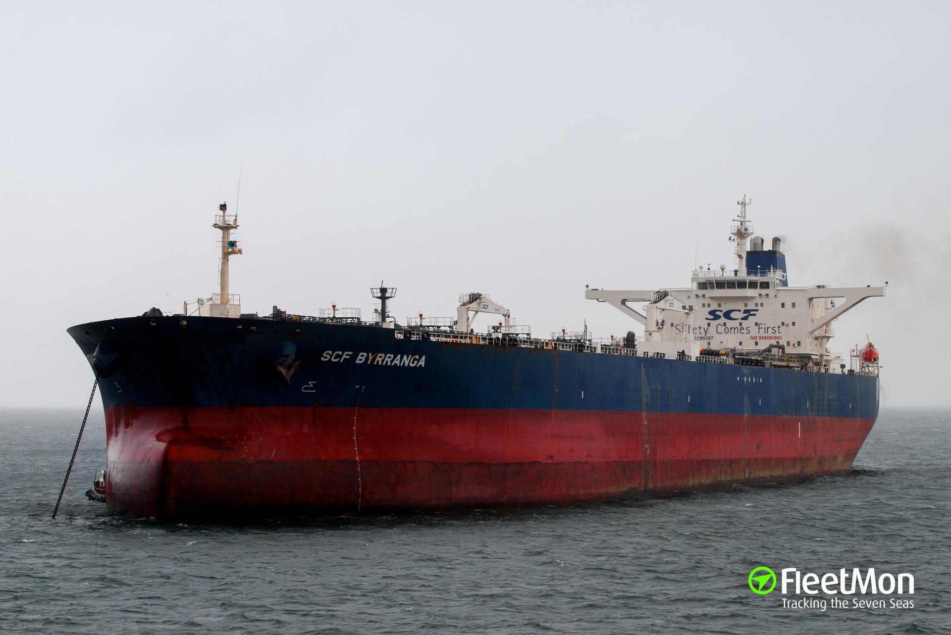 Update: U.S. won't confiscate Kurdish crude oil cargo