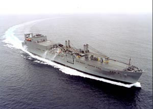 US GOVERNMENT VESSEL