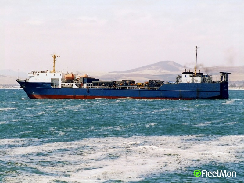Ro-ro cargo ship VARNA