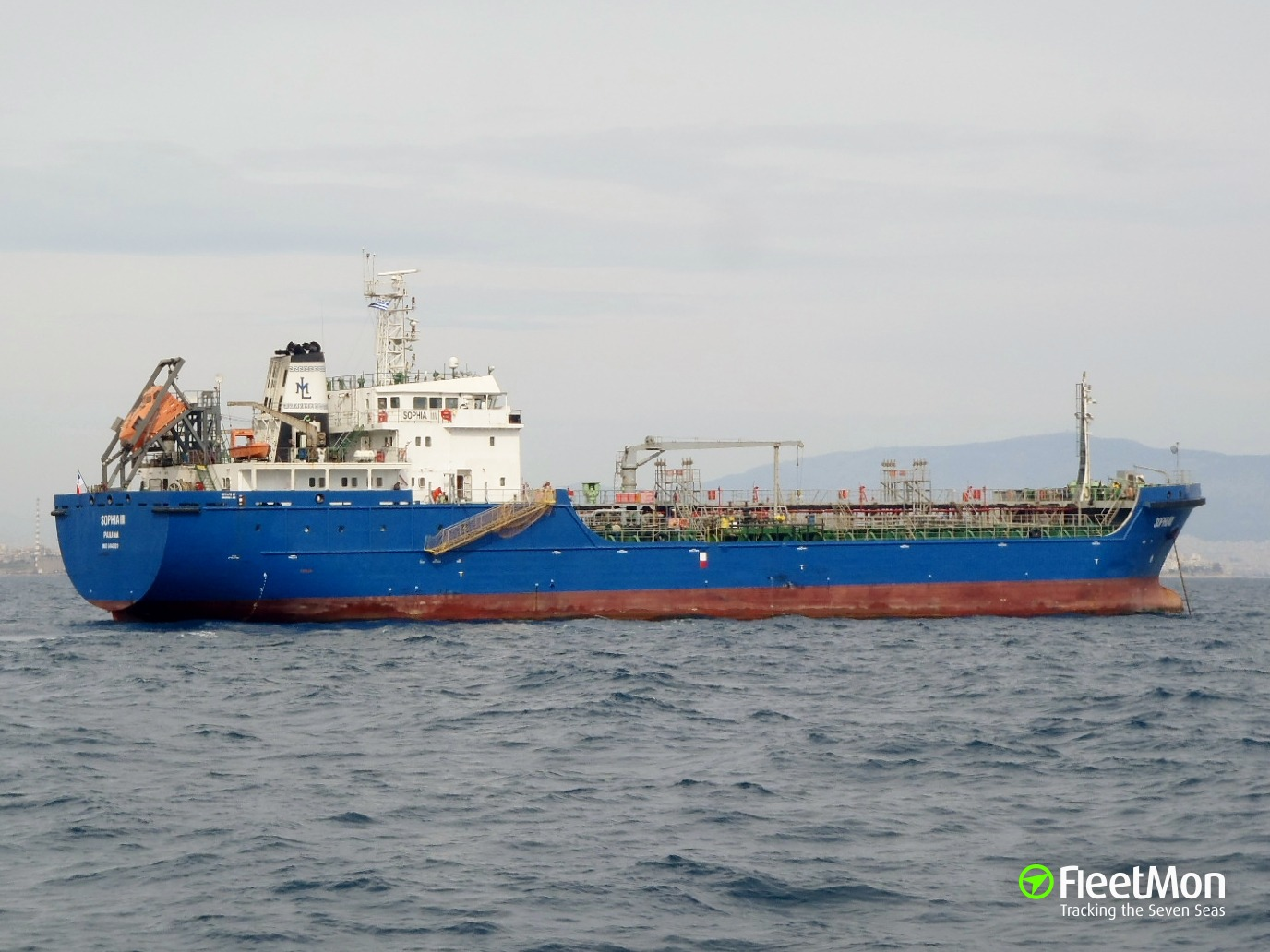 Tanker reported abandoned by owner