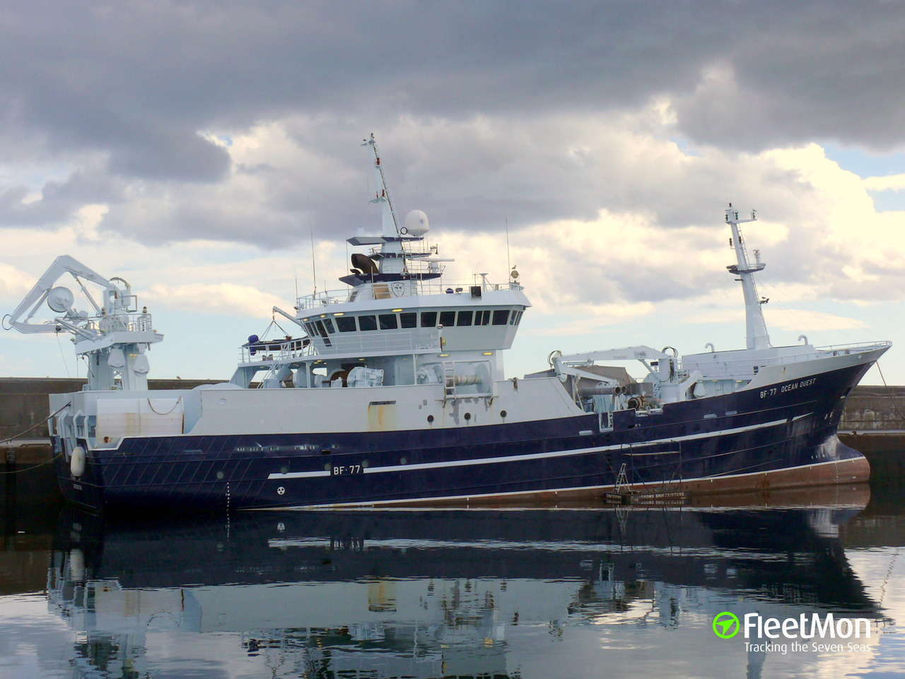 bateau de peche veronika