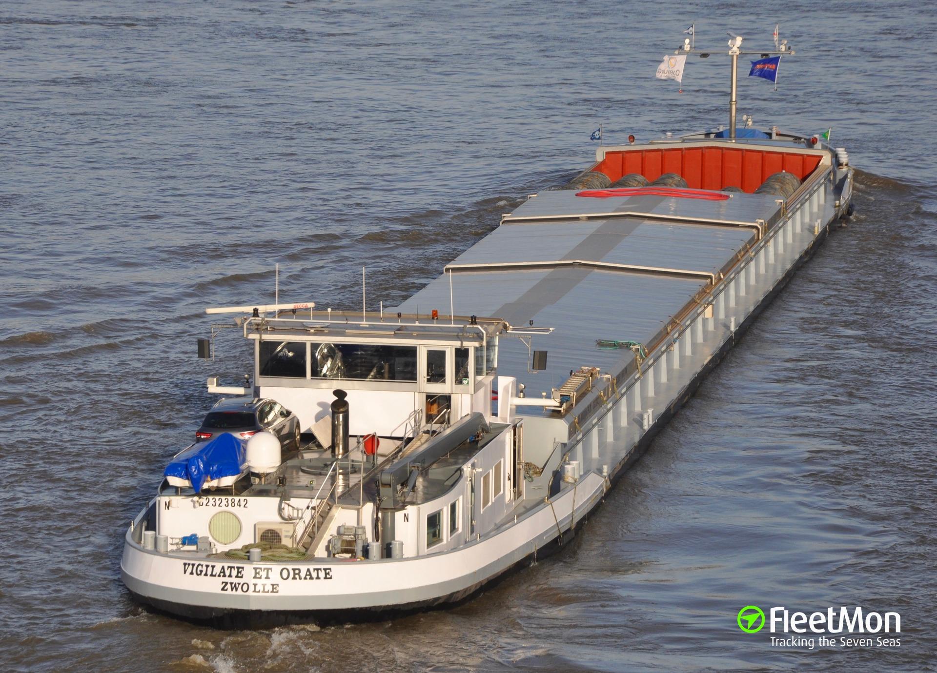 VIGILATE ET ORATE (Cargo Ship) IMO