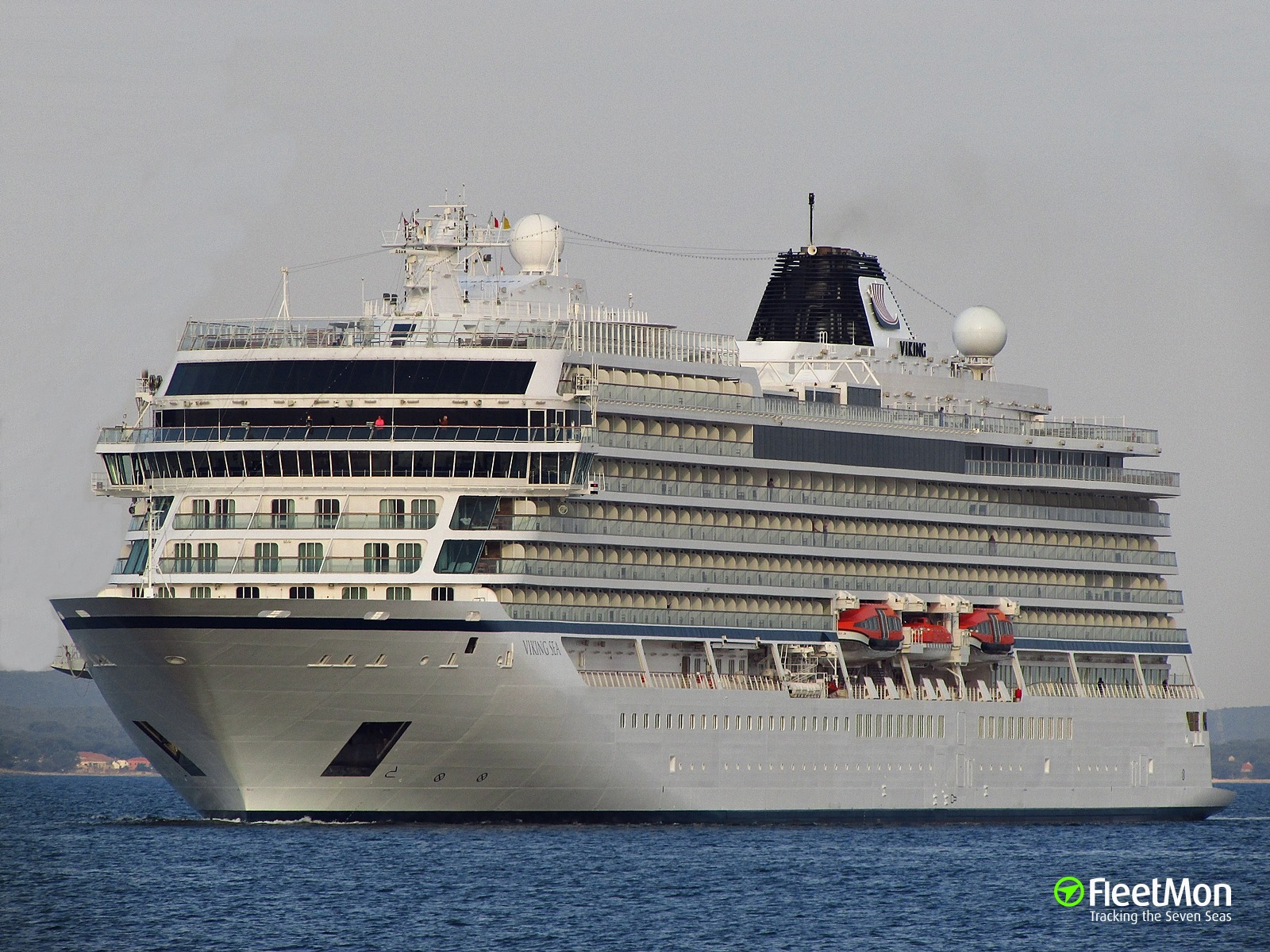 VIKING SEA cruise interrupted by engine problem