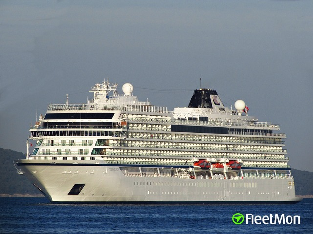 Cruise ship VIKING SKY in distress: one more ship in trouble, UPDATE VIDEO
