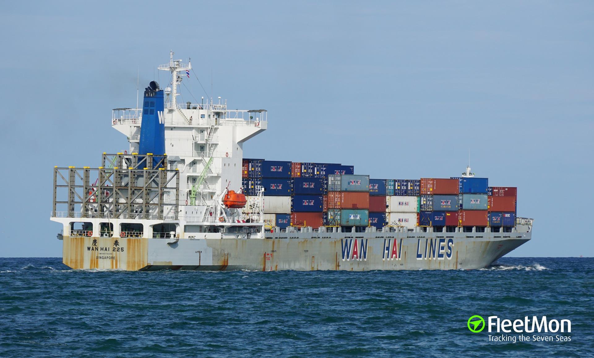 Wan Hai Increases Capacity of its Taiwan – Hong Kong PRD Service