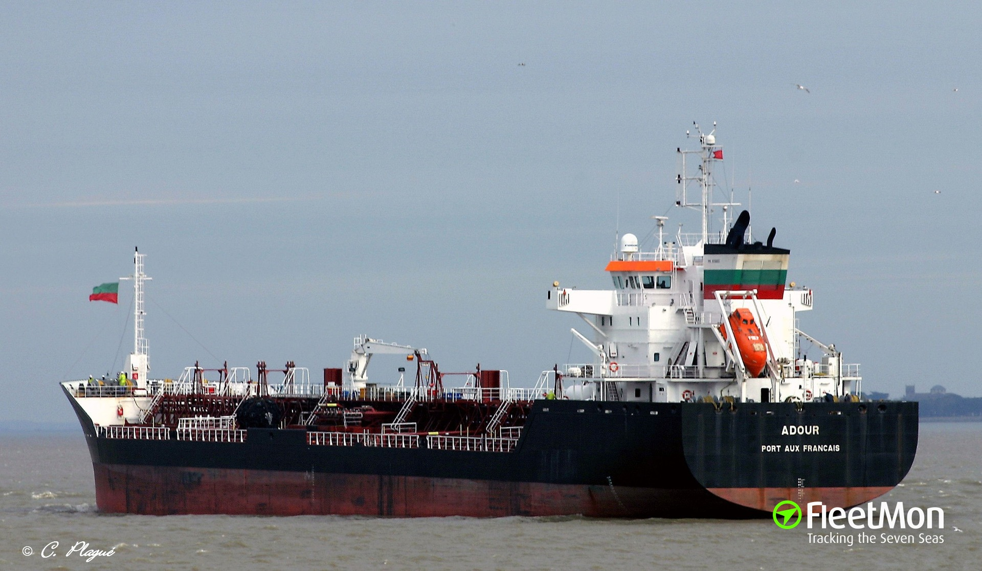 French tanker Adour released amid contradictory reports and data