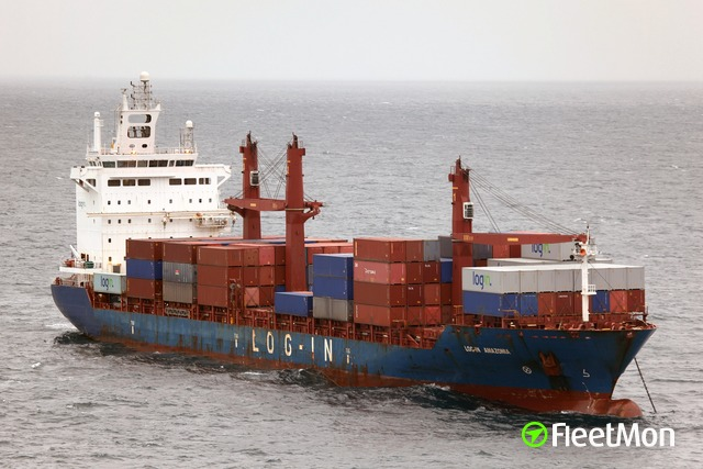 Container ship collided with tanker Update separated after 48 hours salvage
