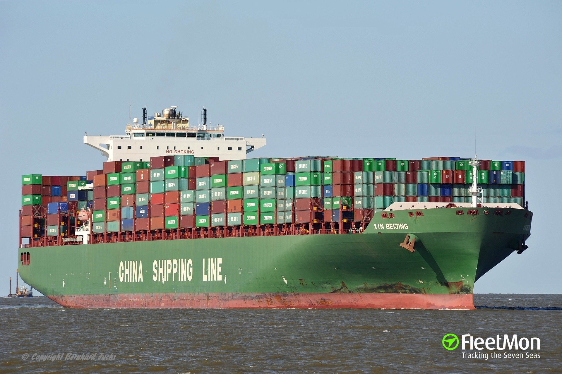 ​Evergreen Takes Slots on CSCL's North Europe – Far East AEX1 Service