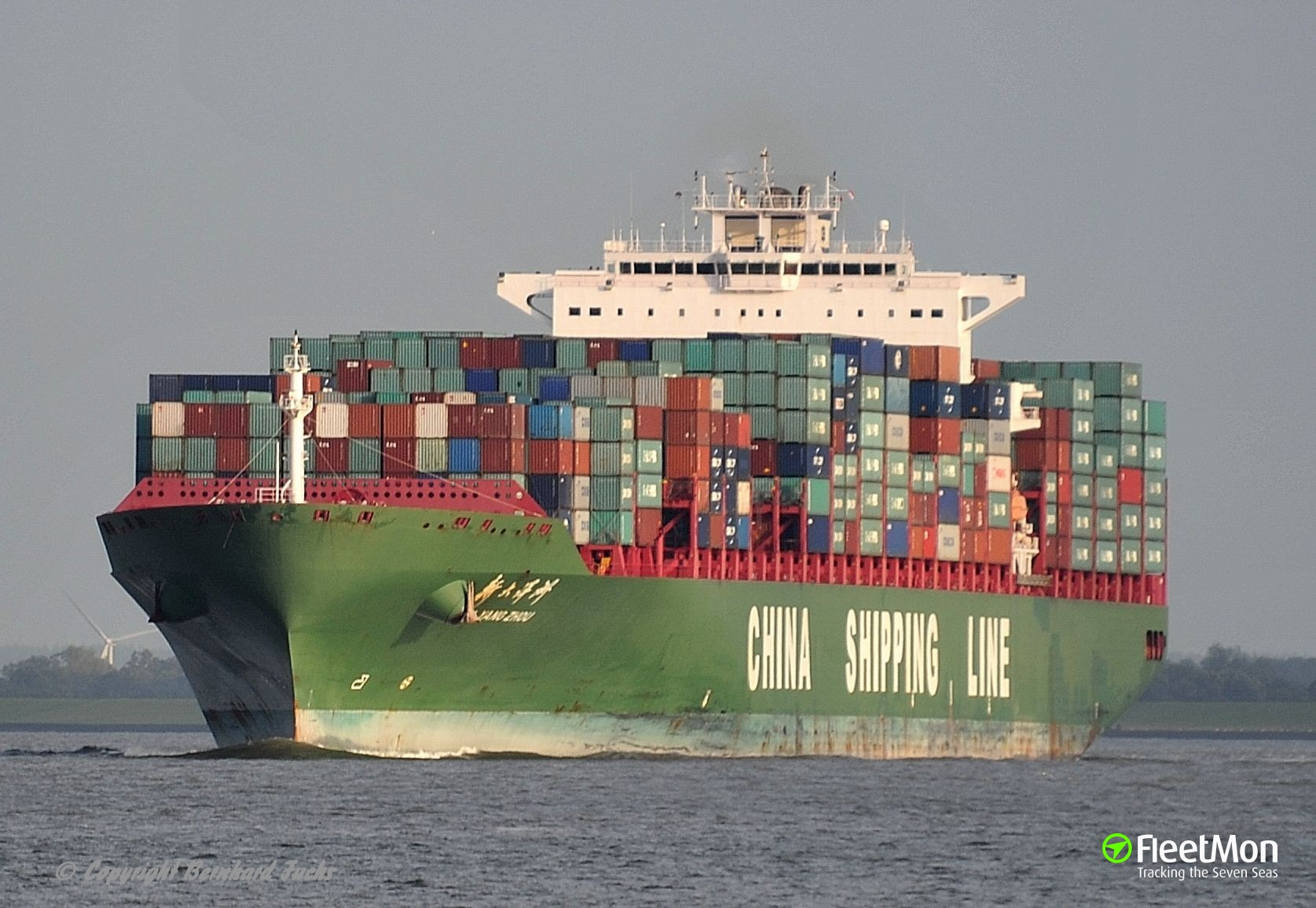 ​UASC, YMM and CSCL Close their Far East- West Coast North America Service for the New AAS2 Service