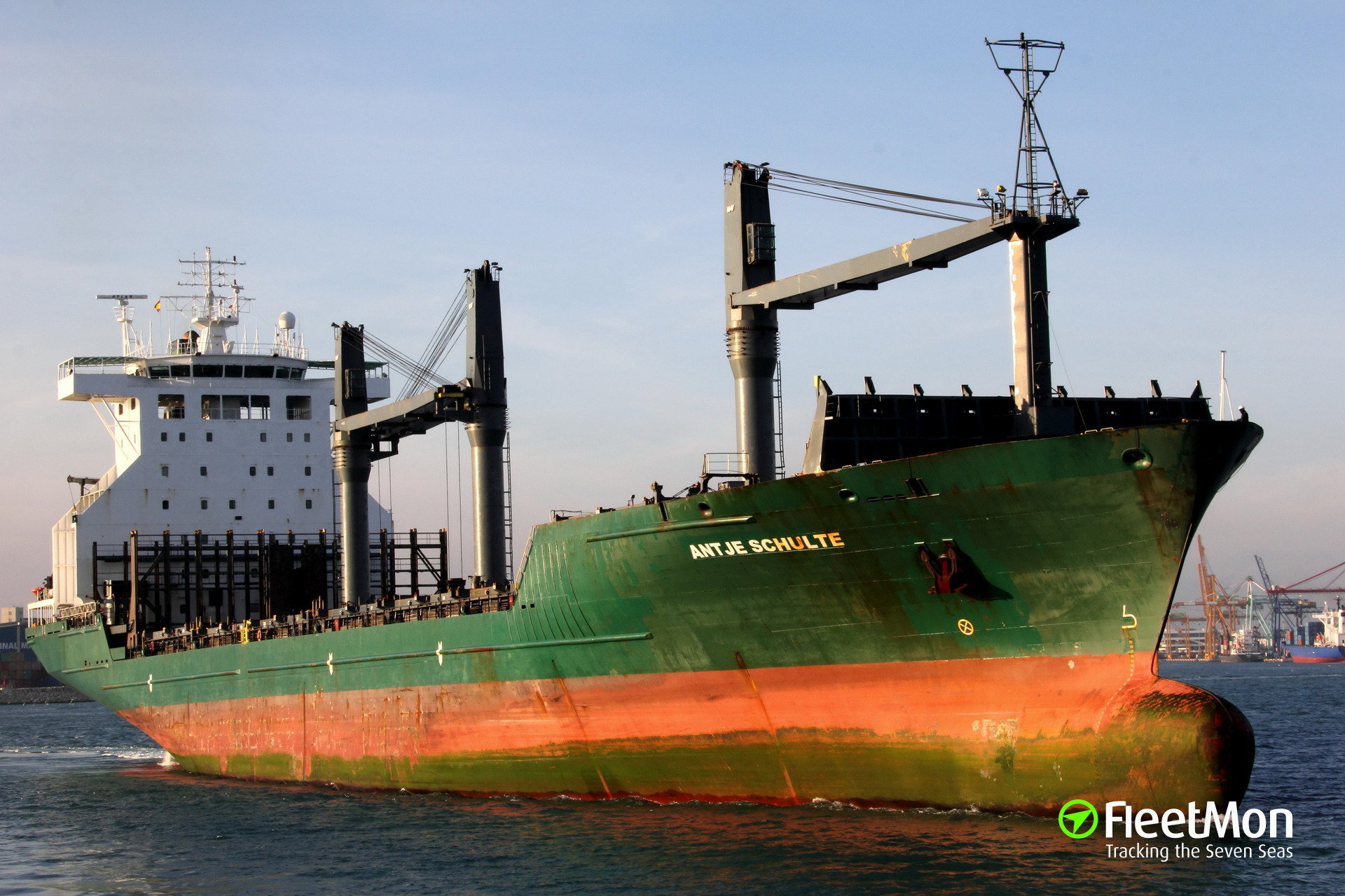 Bulk carrier Jia Li Hai critical after collision with boxship Xiumei Tianjin off Zhoushan