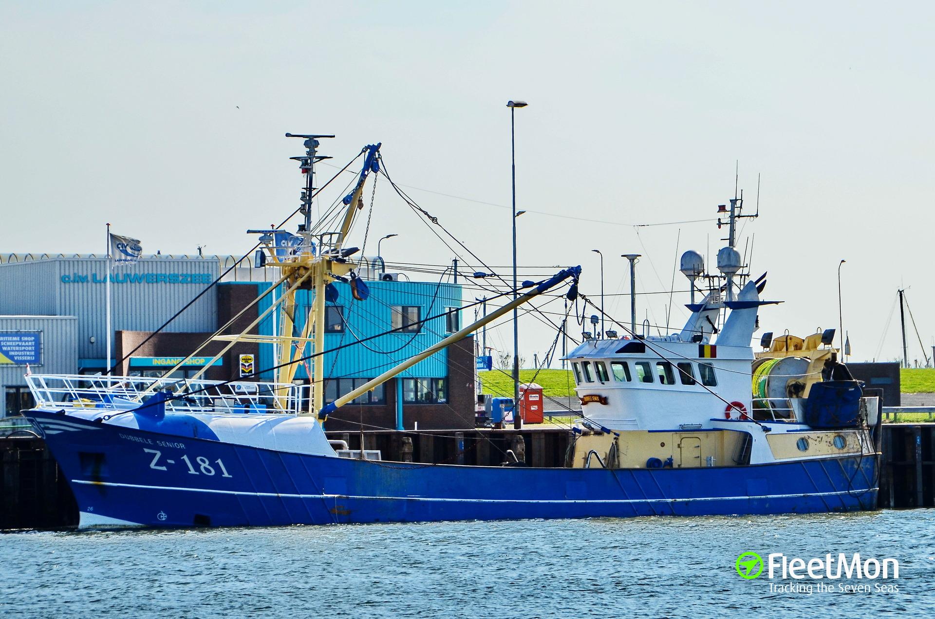 300 kilos of cocaine found on Belgium fishing vessel